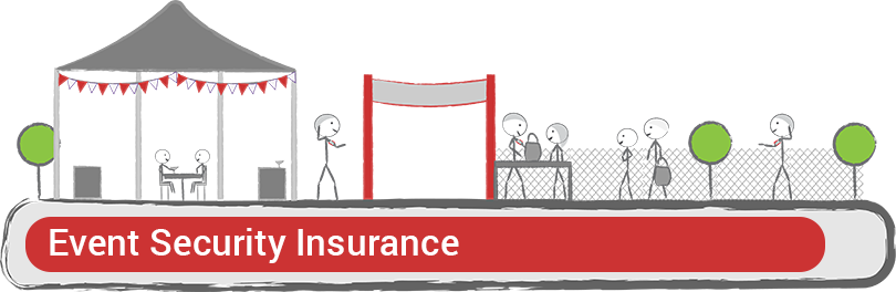 Event Security Insurance Mobile