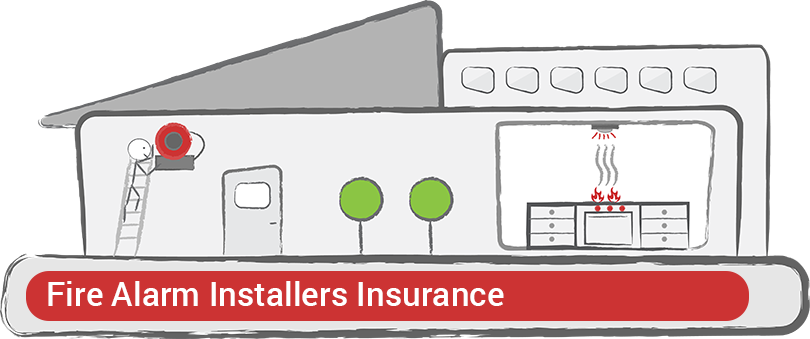 Fire Alarm Installers Insurance Mobile