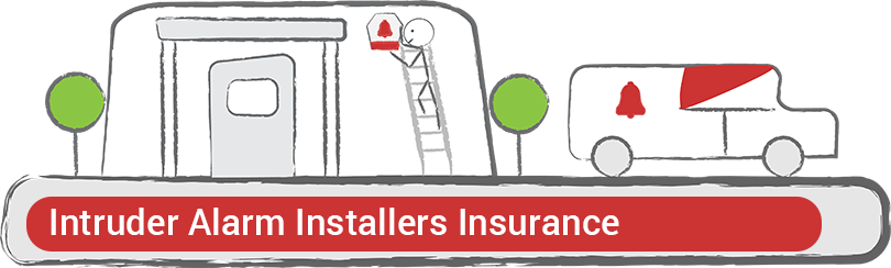 Intruder Alarm Installers Insurance Mobile